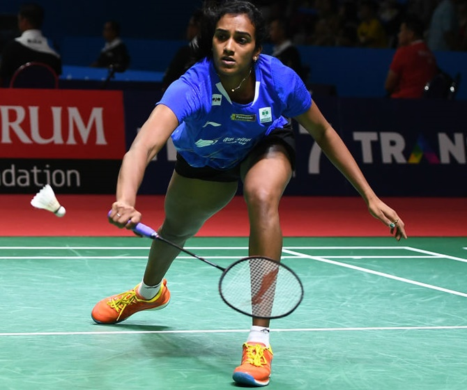 Indonesia Open: Sindhu battles into quarters