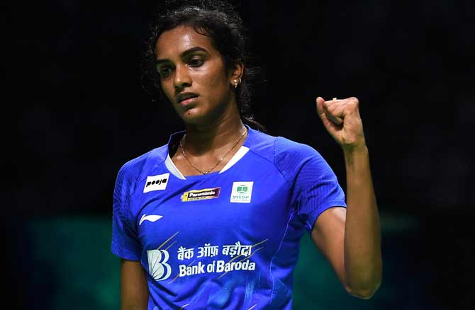 Sindhu beats All England champ Chen to enter final
