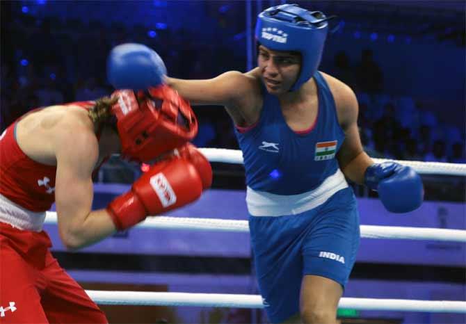 Asian Boxing C'ships: Panghal, Simranjeet enter semis
