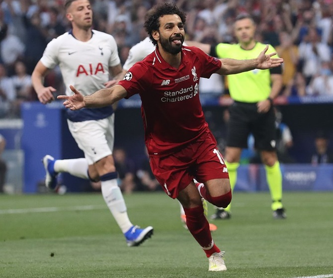 Lucas Moura Goal Liverpool: Salah, Origi Goals Hand Liverpool Champions League Triumph