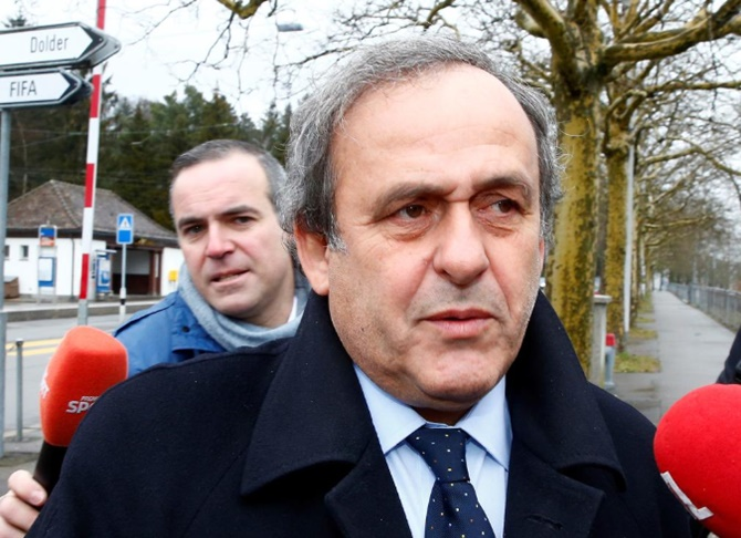 Ex-UEFA chief Platini detained in Qatar World Cup probe