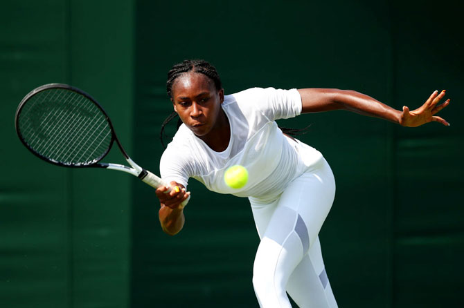 """Gauff said she felt friendless due to her """"dark mindset"""" and considered taking a year off just to focus on life"""