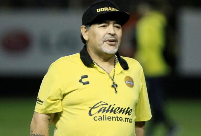 Argentina's football great Diego Maradona will undergo two operations