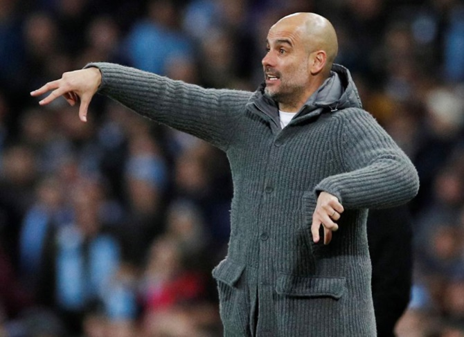 Pep Guardoiola's Manchester City will keep the pressure on Liverpool if they beat Fulham on Saturday