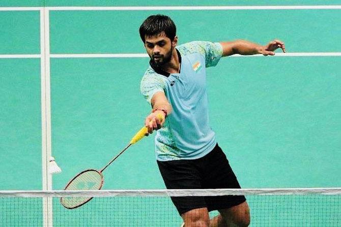 Japan Open: Sai Praneeth advances to second round