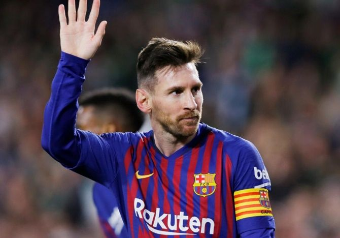 Previously known for his shy personality off the pitch, Lionel Messi has become more vocal in his criticism of the club in the last year.