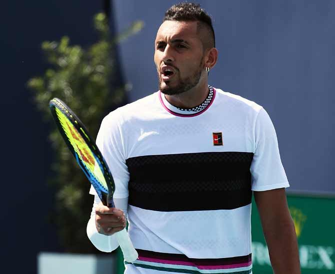 Nick Kyrgios had also criticized Alexander Zverev after a video of the German player dancing at a crowded club emerged online despite the world number seven pledging he would self-isolate following his appearance at the Adria Tour.