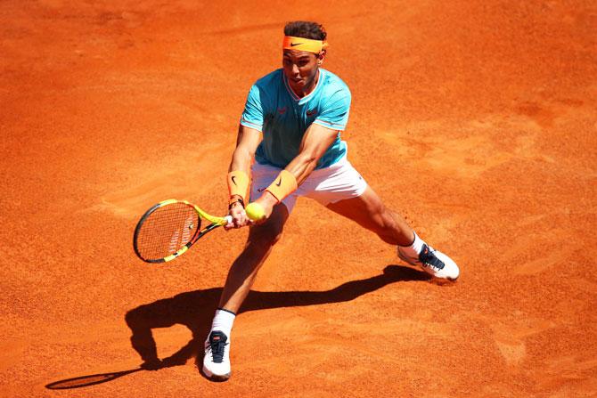 Arantxa Sanchez Vicario backs 11-time champ Rafael Nadal to win the French Open again