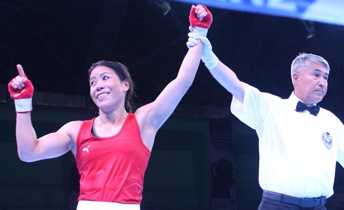 India Open: Furious Mary Kom blasts Nikhat