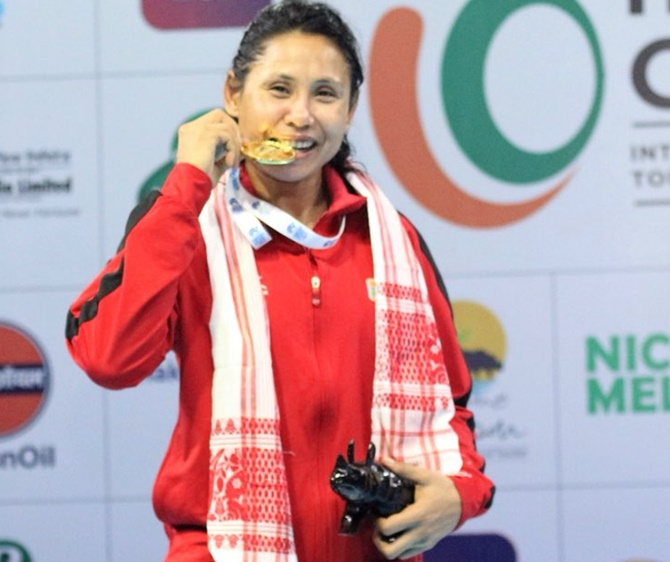 Indian Open Boxing: Mary, Sarita lead hosts' gold rush