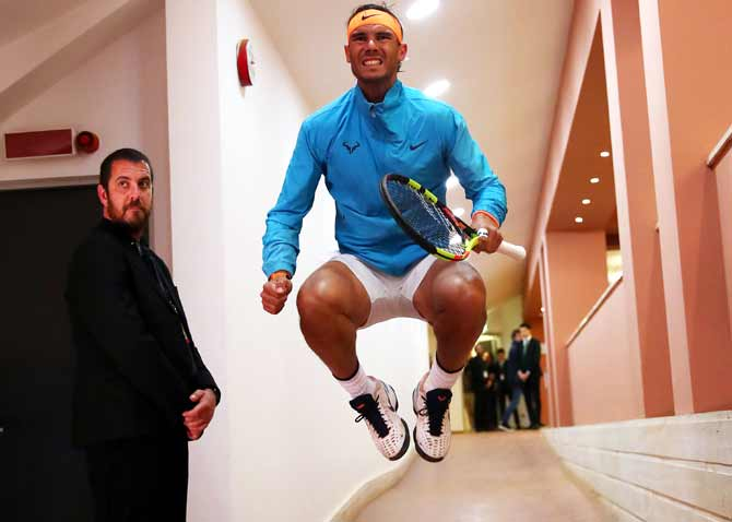 Nadal begins quest for 12th Roland Garros title