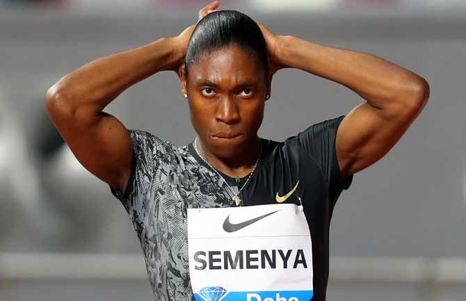 'Despite the CAS's clear statements about Caster Semenya's gender, the IAAF has taken it upon itself to decide who is, and who is not, woman enough in the eyes of the IAAF, and to discriminate on that basis'