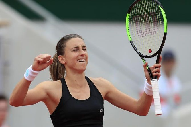 Petra Martic had a stellar 2019 when she reached her first grand slam quarter-final at Roland Garros and finished the season inside the top 20 for the first time in her career.