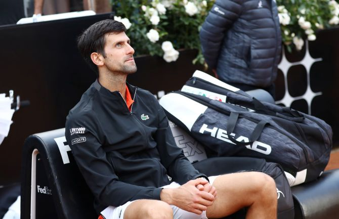 Only Pete Sampras has finished a year on top six times and Novak Djokovic's hopes of emulating the American are not in his own hands with Rafael Nadal leading by 640 points heading to the climax
