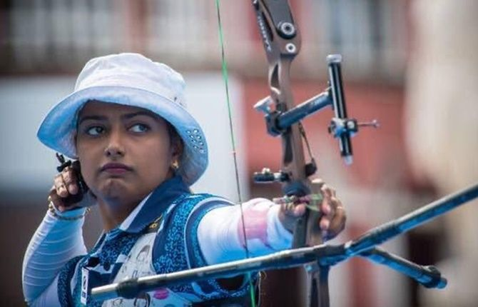 Archer Deepika Kumari heaved a sigh of relief at the postponement of the Olympics and said 'We will just have to wait and watch and hope to sail through this phase'.