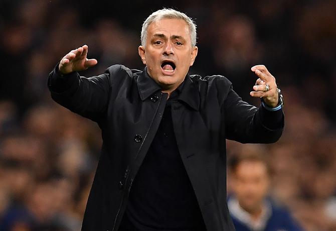 Tottenham Hotspur manager Jose Mourinho fumed over the hectic festive calendar