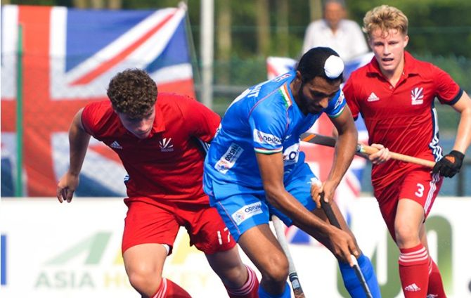 Indian juniors go down in Sultan of Johor Cup final