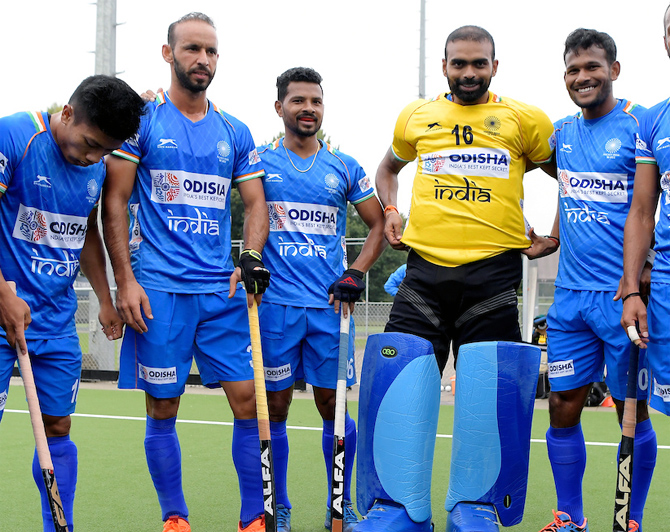 Indian hockey teams training in 'safe environment'