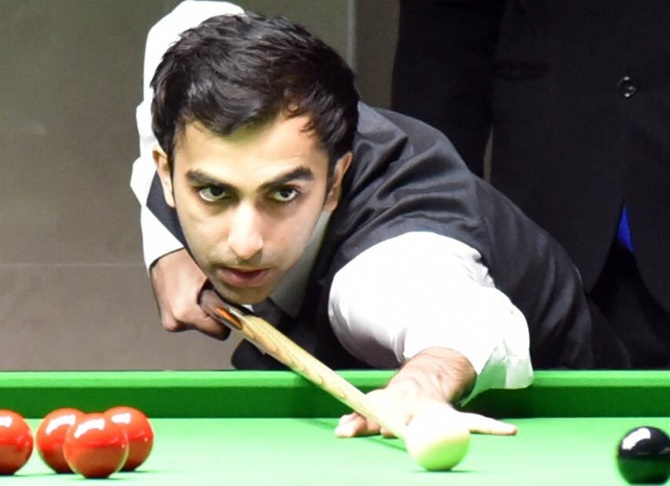 Pankaj Advani wins 10th Sr. Nat. billiards crown