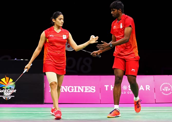 Satwik-Ashwini notch up stunning opening round win