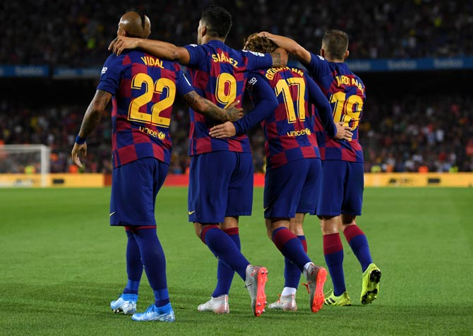 Barcelona income to break the billion euro barrier