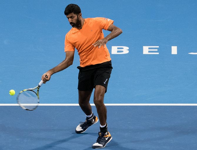 Bopanna wants to team up with Sharan in Tokyo Olympics
