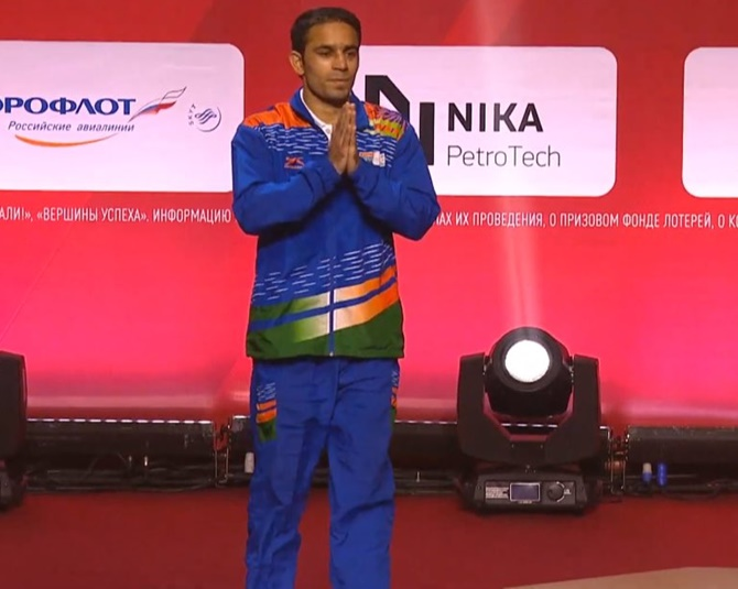Amit Panghal seeks recognition for coach