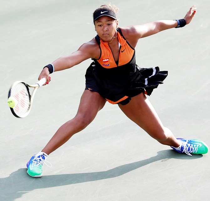 Osaka sets up Pan Pacific title clash with Anastasia