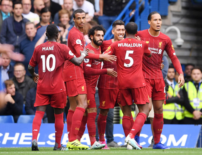 'Liverpool deserve EPL title if season cancelled'