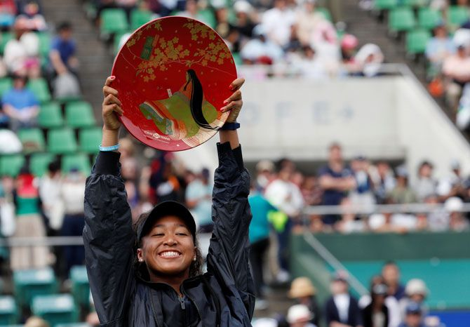 The Pan Pacific Open is part of WTA's Asian swing and has been held every year since its 1984 start. Former world No. 1 Naomi Osaka won the event last September.