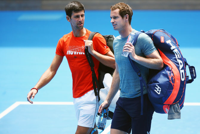 Not surprising to see Djokovic test positive: Murray