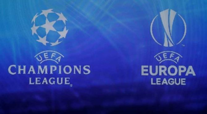 Both the Champions League and Europa League are yet to complete their last-16 matches.