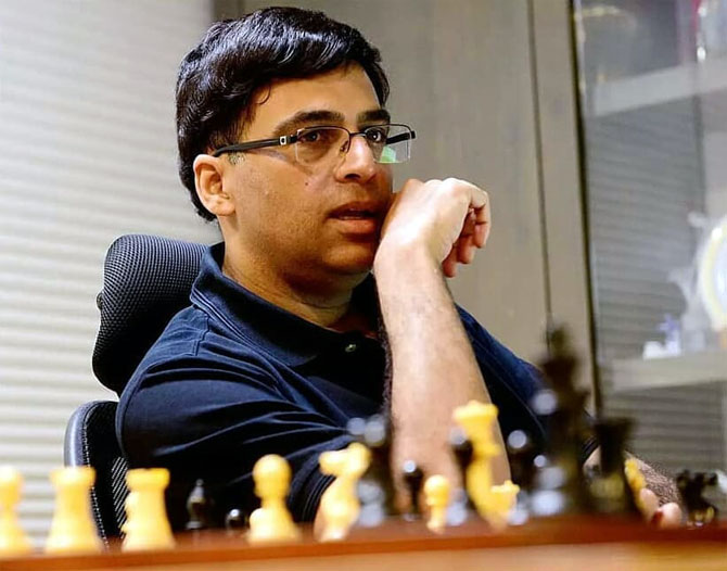 Stuck in Germany for 3 months, Vishy Anand returns home