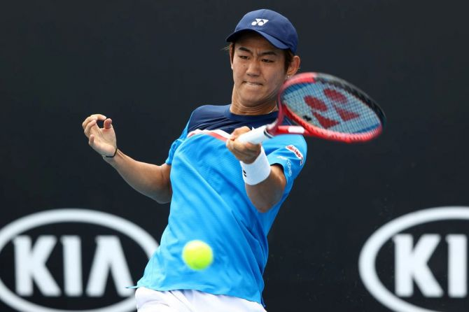 With former world number four Nishikori out of the picture, 48th-ranked Yoshihito Nishioka is the only top 50 player from Asia in the men's draw.