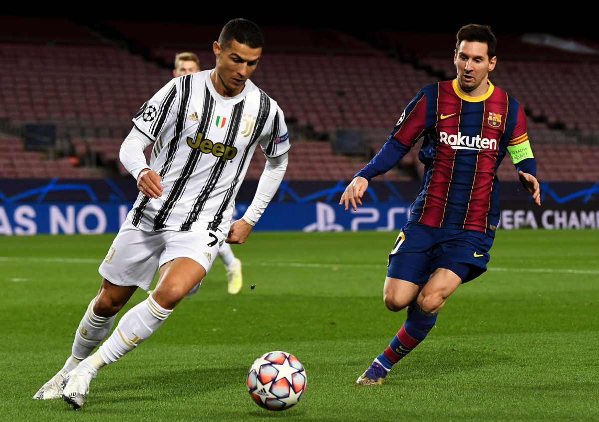 I am cordial with Messi; never saw him as rival: CR7