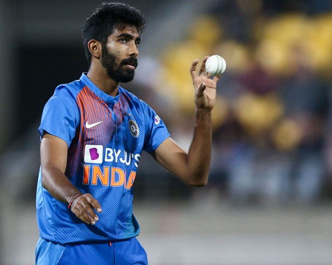ODI Rankings: Bumrah loses top spot; Kohli unchanged - Rediff Cricket