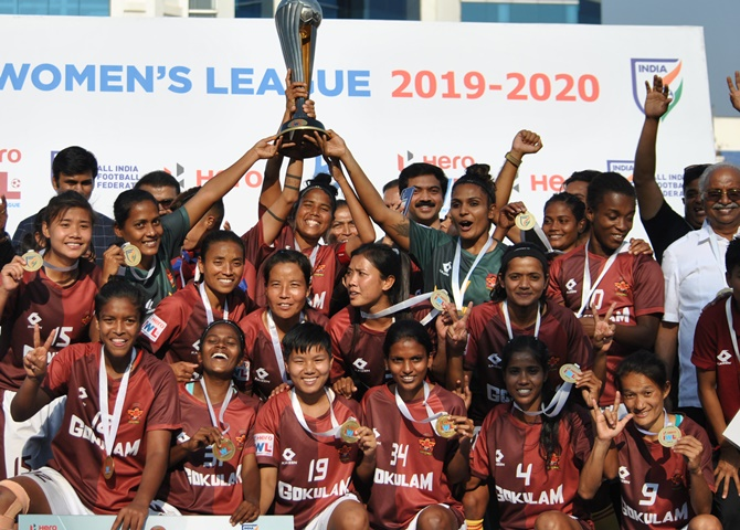 Clubs must have women's teams, says AIFF gen secretary