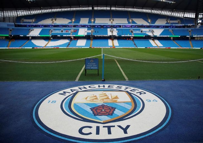"The UEFA announced in a statement that English champions Manchester City had committed ""serious breaches"" of the rules"
