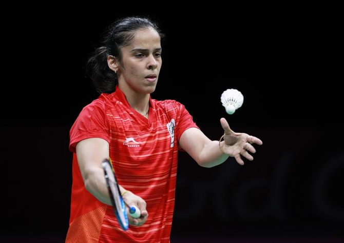 Barcelona Masters: Saina in 2nd round; Prannoy loses