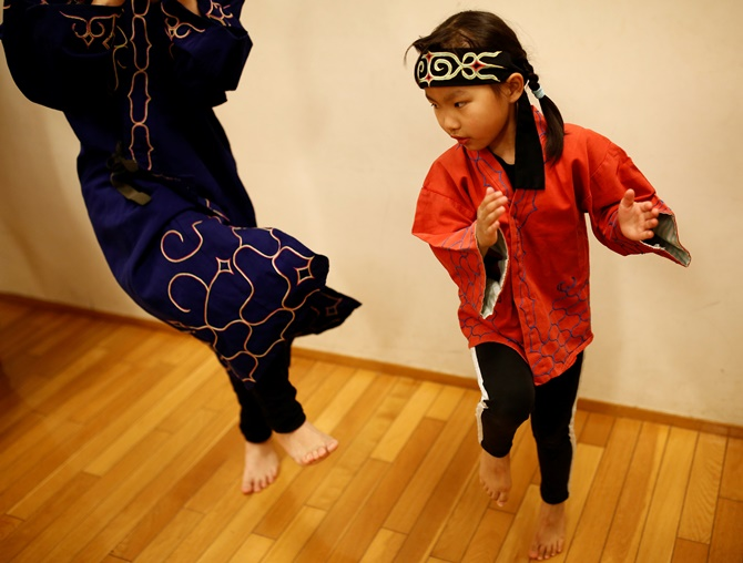 Japan's Ainu dance dropped from opening ceremony