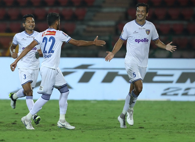 Chennaiyin finish 4th, meet Goa in ISL play-offs