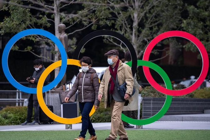 Coronavirus stokes fears of Olympic cancelations