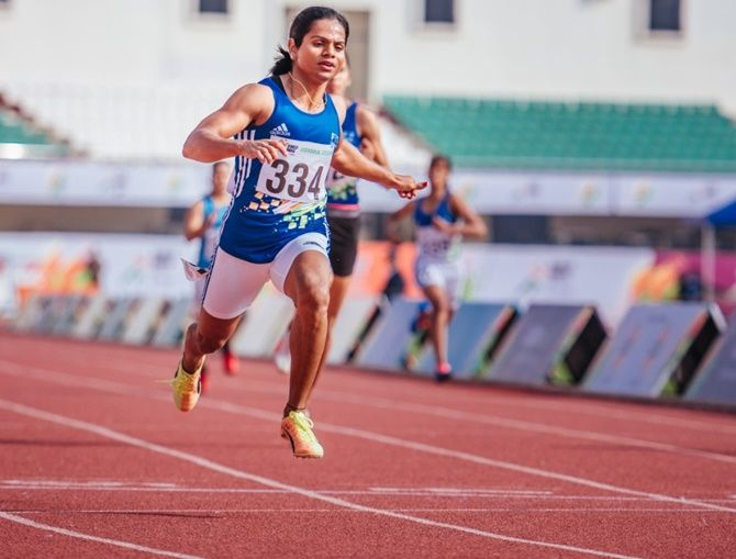 In July, the Odisha government had revealed that it had been providing financial assistance of Rs 4.09 crore to Dutee Chand since 2015, a claim the sprinter contested on the grounds that it included Rs 3 crore prize money for winning Asian Games medals.