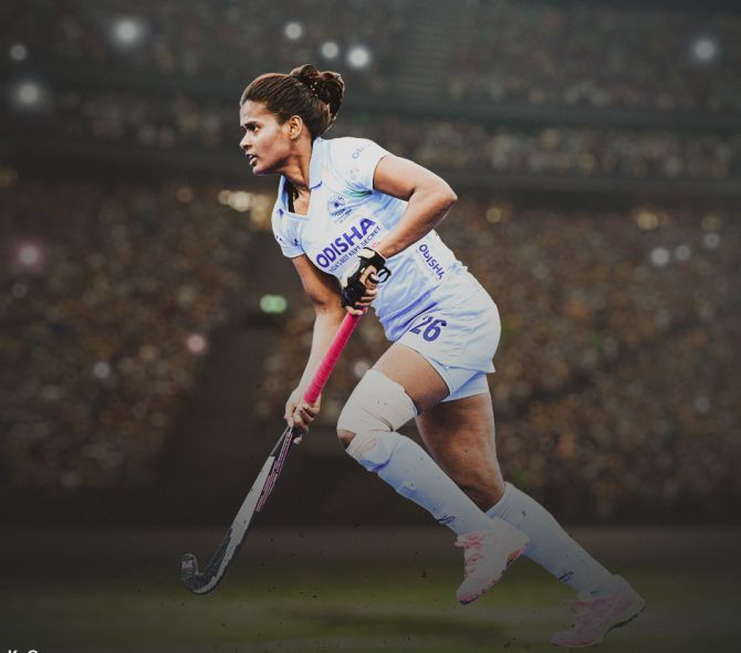 Sunita Lakra has played 139 matches for India, was part of the 2014 Asian Games bronze medal-winning team