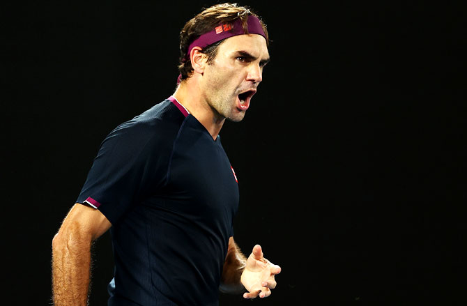 Federer finds 'super breaker' to his liking