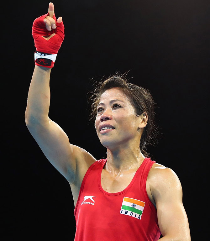Mary Kom wants to emulate Tendulkar with Bharat Ratna