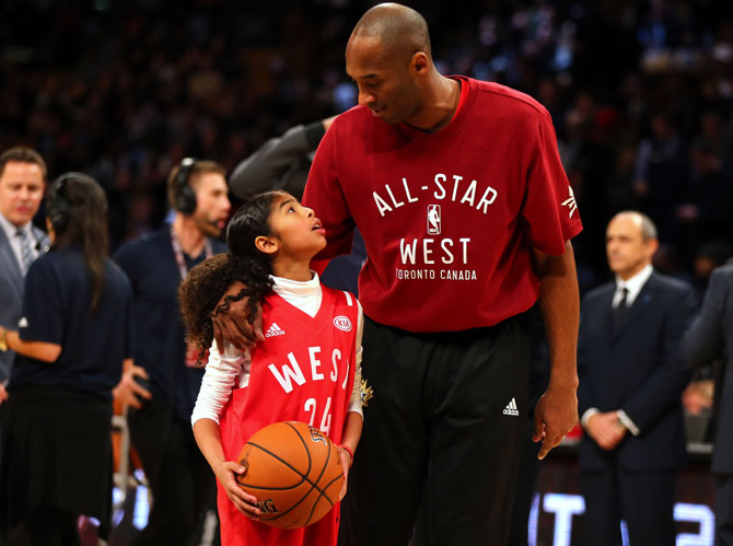 Kobe Bryant, daughter died pursuing basketball dream