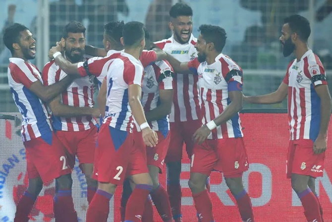ISL: ATK jumps to top of table with Balwant header