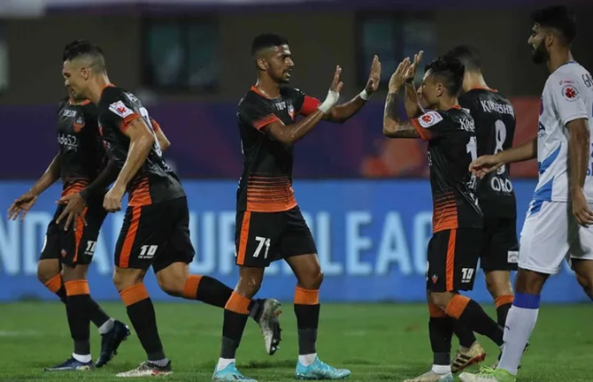 Goa go top of ISL with win over Odisha