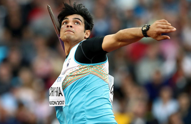 Neeraj Chopra has been in Patiala ever since returning from Turkey from a training stint last month